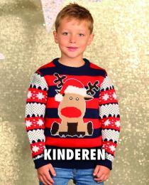 Foute kersttrui kids