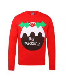 Kersttrui Pudding Heren