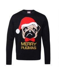 Kersttrui Merry Pugmas Heren