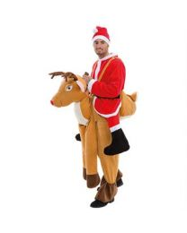 Kerstpak Rijdende Rendier
