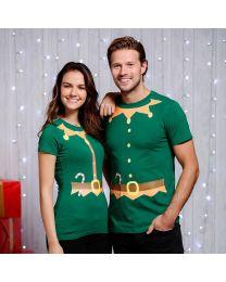 Kerst t-shirt, Dames