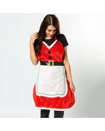 Kerstschort Missy Christmas
