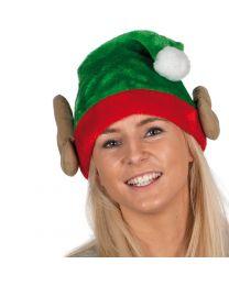 Kerstmuts Elf met Oren