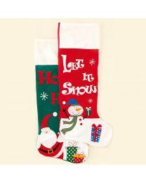 Kerstsokken Giant Sokken
