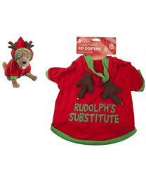 """Kerstkostuum """"Rudolph's Substitute"""" Dierenpak"""