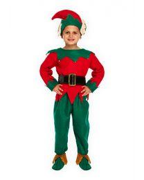 Kerstpak Elf Kinderen